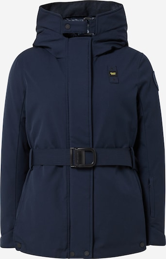 Blauer.USA Winter jacket 'Imbottito Piuma' in navy, Item view