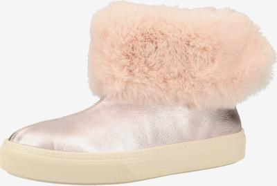Darkwood Stiefelette in pink, Produktansicht