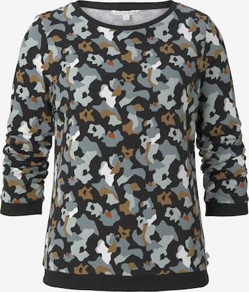 TOM TAILOR DENIM Sweatshirt in Mischfarben