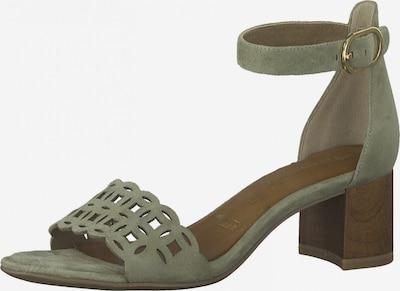 Sandale TAMARIS pe oliv, Vizualizare produs