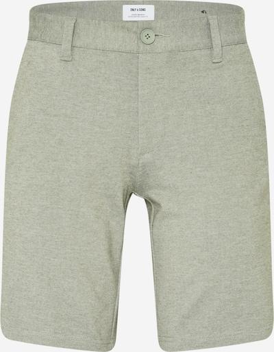 Pantaloni chino 'Mark' Only & Sons di colore oliva, Visualizzazione prodotti