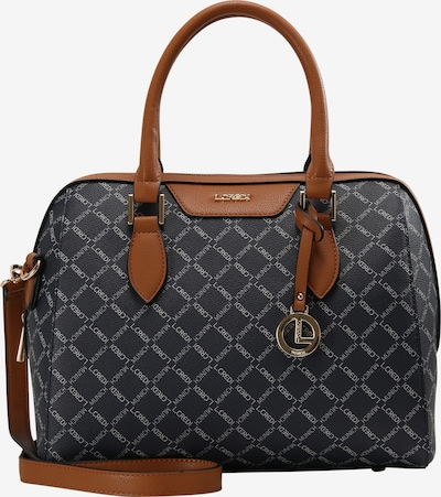 L.CREDI Handbag 'Filiberta' in Blue / marine blue, Item view