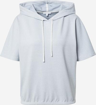 OPUS Sweatshirt 'Gulvas' in blau / weiß, Produktansicht
