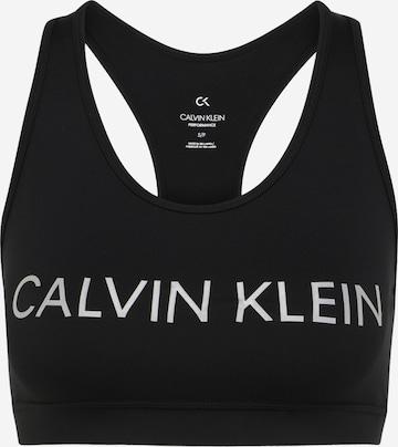 Calvin Klein Performance Spordirinnahoidja, värv must