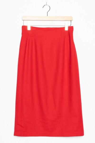 Savannah Wollrock in L/31 in rot, Produktansicht