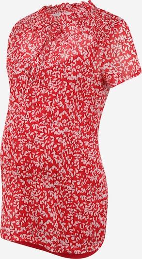 Noppies Blusa 'Soave' en rojo / blanco, Vista del producto