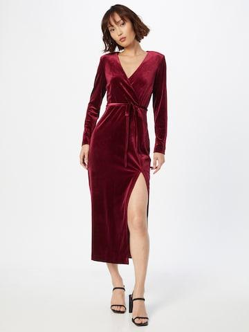Bardot Cocktailmekko 'MORGAN' värissä punainen