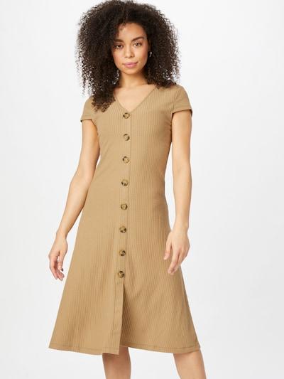 ONLY Kleid 'NELLA' in hellbraun, Modelansicht