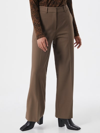 Samsoe Samsoe Hose 'Zepherine' in braun, Modelansicht