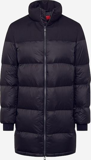 HUGO Mantel 'Magnus' in schwarz, Produktansicht