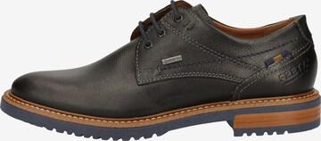 Chaussure de sport à lacets FRETZ MEN en noir