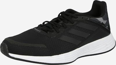 ADIDAS PERFORMANCE Маратонки за бягане 'DURAMO' в сиво / светлосиво / черно, Преглед на продукта