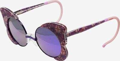 Zoobug Retrosonnenbrille 'Luisa' für Kinder in lila / mischfarben, Produktansicht