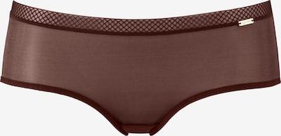 Gossard Short 'Glossies' in braun, Produktansicht