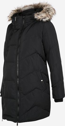 MAMALICIOUS Manteau d'hiver 'Sicilia' en noir, Vue avec produit