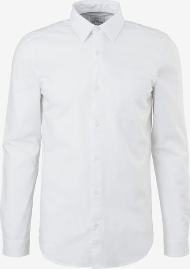 Marškiniai iš s.Oliver , spalva - balta, Prekių apžvalga