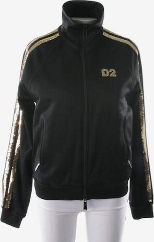 DSQUARED2  Sweatshirt & Zip-Up Hoodie in XS in Black