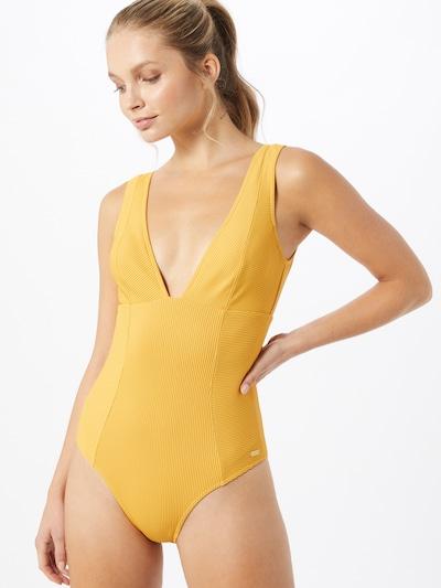 ROXY Jednodijelni kupaći kostim u zlatno žuta, Prikaz modela