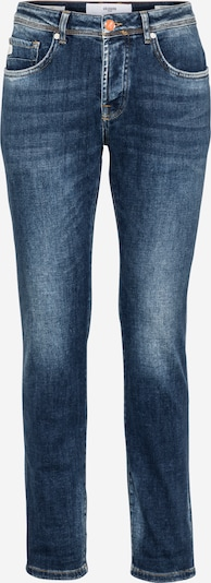 Jeans Goldgarn pe albastru denim, Vizualizare produs