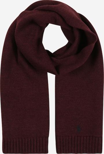 Sciarpa POLO RALPH LAUREN di colore rosso vino, Visualizzazione prodotti
