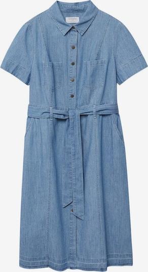 MANGO Shirt Dress 'Claire' in Sky blue, Item view