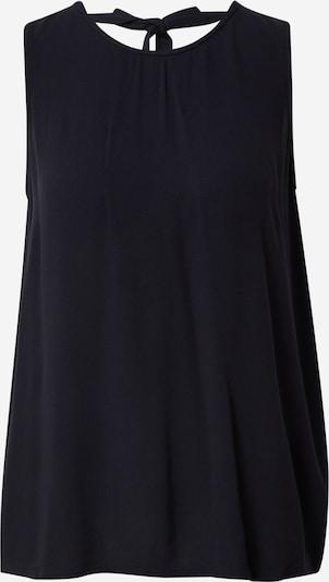 EDC BY ESPRIT Bluse in schwarz, Produktansicht