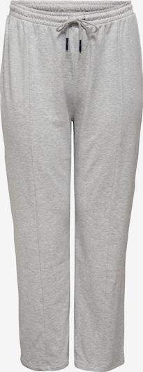 ONLY Carmakoma Spodnie 'Delli' w kolorze jasnoszarym, Podgląd produktu