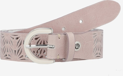 b.belt Handmade in Germany Ceinture en rose pastel, Vue avec produit