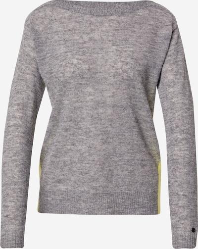 Megztinis iš Calvin Klein, spalva – geltona / margai pilka, Prekių apžvalga