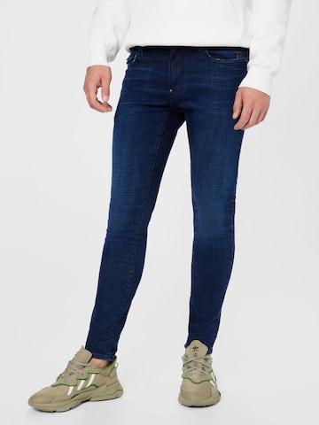 G-Star RAW Teksapüksid, värv sinine
