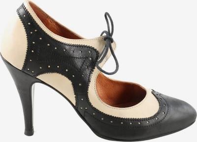LAURA High Heels & Pumps in 39 in Cream / Black, Item view