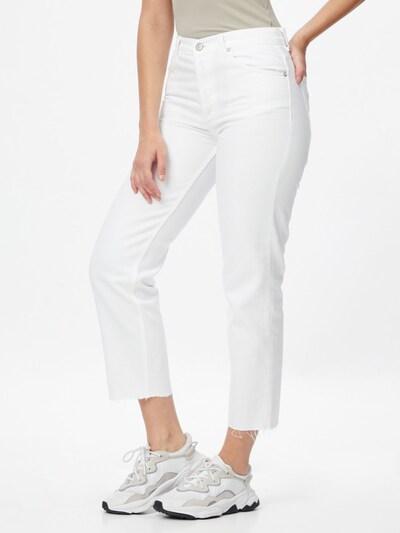 Boyish Jeans in weiß, Modelansicht
