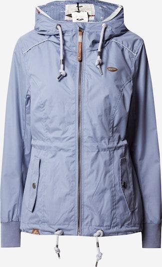 Ragwear Jacke 'Danka' in pastellblau, Produktansicht