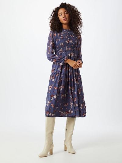 Trendyol Robe en bleu / rose, Vue avec modèle