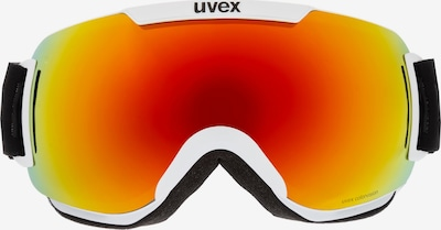 UVEX Skibrille '2000 CV' in orange, Produktansicht