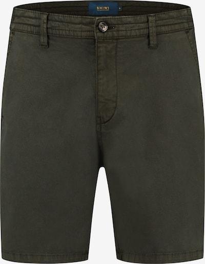 Shiwi Chino nohavice 'Jack' - zelená, Produkt