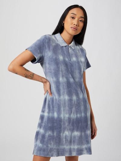 kék / fehér WEEKDAY Ruha 'Jana', Modell nézet