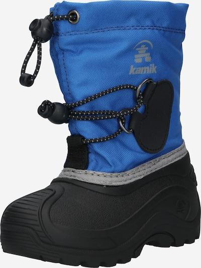 Kamik Schuhe 'SOUTHPOLE4' in blau / grau / schwarz, Produktansicht