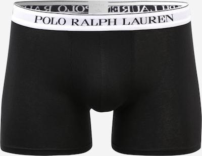 Polo Ralph Lauren Bokserice u crna / bijela, Pregled proizvoda