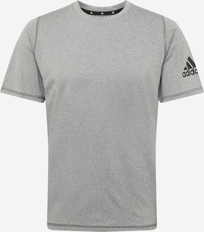 Sportiniai marškinėliai iš ADIDAS PERFORMANCE, spalva – pilka, Prekių apžvalga