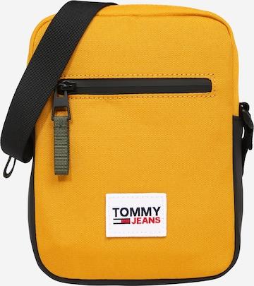 Geantă de umăr de la Tommy Jeans pe galben