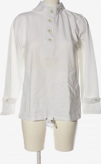 Gina Benotti Kapuzensweatshirt in M in weiß, Produktansicht
