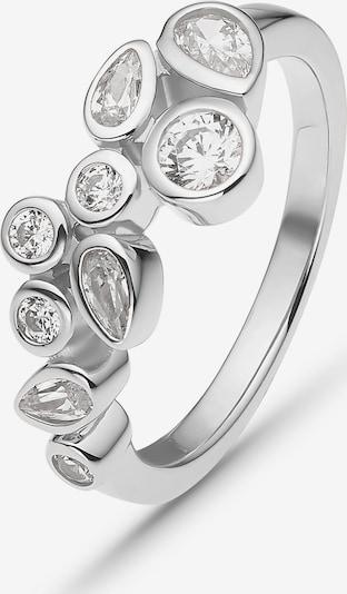 JETTE Ring in silber, Produktansicht