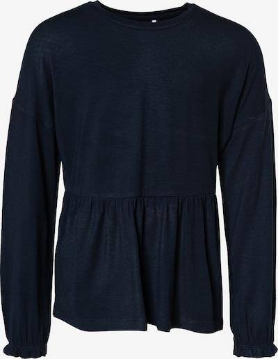 NAME IT Shirt 'Valina' in navy, Produktansicht
