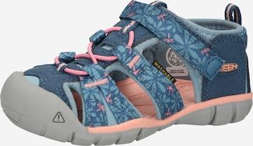 Sandale 'SEACAMP' de la KEEN pe albastru