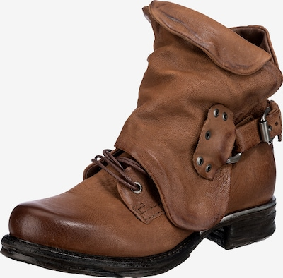 A.S.98 Boots in chamois, Produktansicht