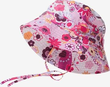 HYPHEN Hut mit UV-Schutz in Pink