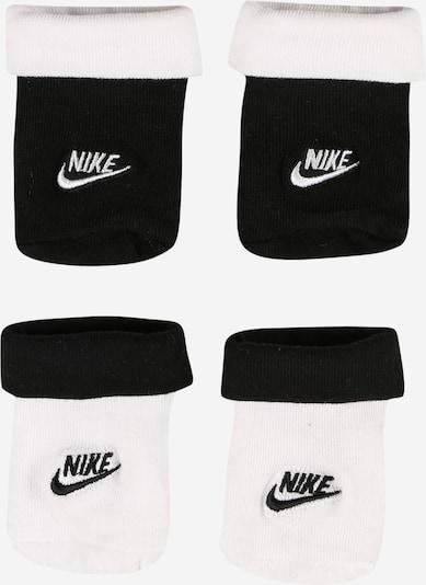 Nike Sportswear Ponožky 'FUTURA' - čierna / biela, Produkt