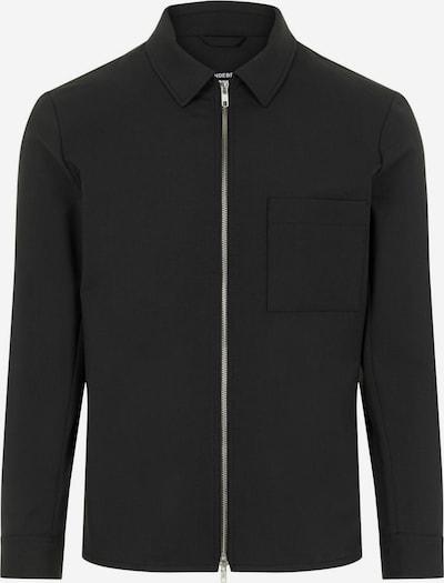 J.Lindeberg Overshirt in schwarz, Produktansicht