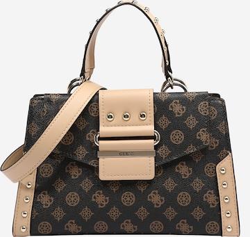 GUESS Handbag 'GRETA' in Brown